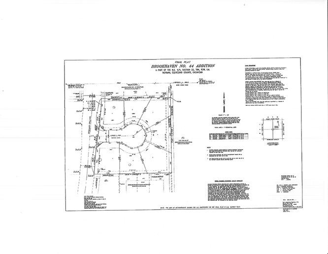 Brookhaven 44 Site Plan